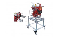 CHP Model automatic walking feed plate beveling machine
