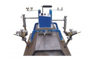 HK-8U Section automatic welding tractor with two torch holder