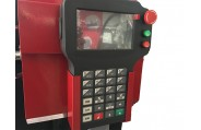 HNC-100K portable magnetic vertical CNC plasma and flame cutting machine