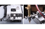 HCM-200 Portable Track-Guided Flame Oxy-fuel Cutting Machine VCM