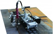 HK-12MAX-3-S Welding and cutting multi function tractor machine with oscillation