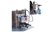 HK-16 Curve Tracking Model Pipe Automatic Welding Machine Cylinder Tube Weld Tractor