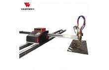 HNC-1500W-J-3  Portable CNC Plasma and Gas Cutting Machine