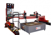 HNC-4000H Economical CNC Plasma & Oxy-Fuel Plate Cutting Machine