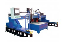 HNC-4000 True Hole HD high definition precision CNC plasma cutting machine